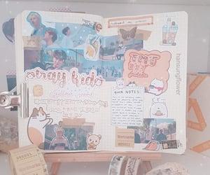 journal, kpop, and bujo image