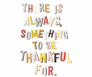 thankful image