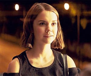 film, gif, and maia mitchell image
