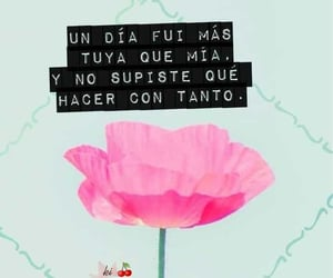 frase, tuya, and frase en español image