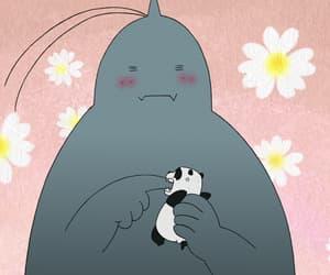 anime, alphonse elric, and panda image