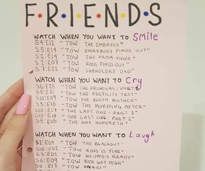 netflix, friends, and friends episodes image
