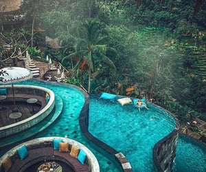 bali, summer, and indonesia image