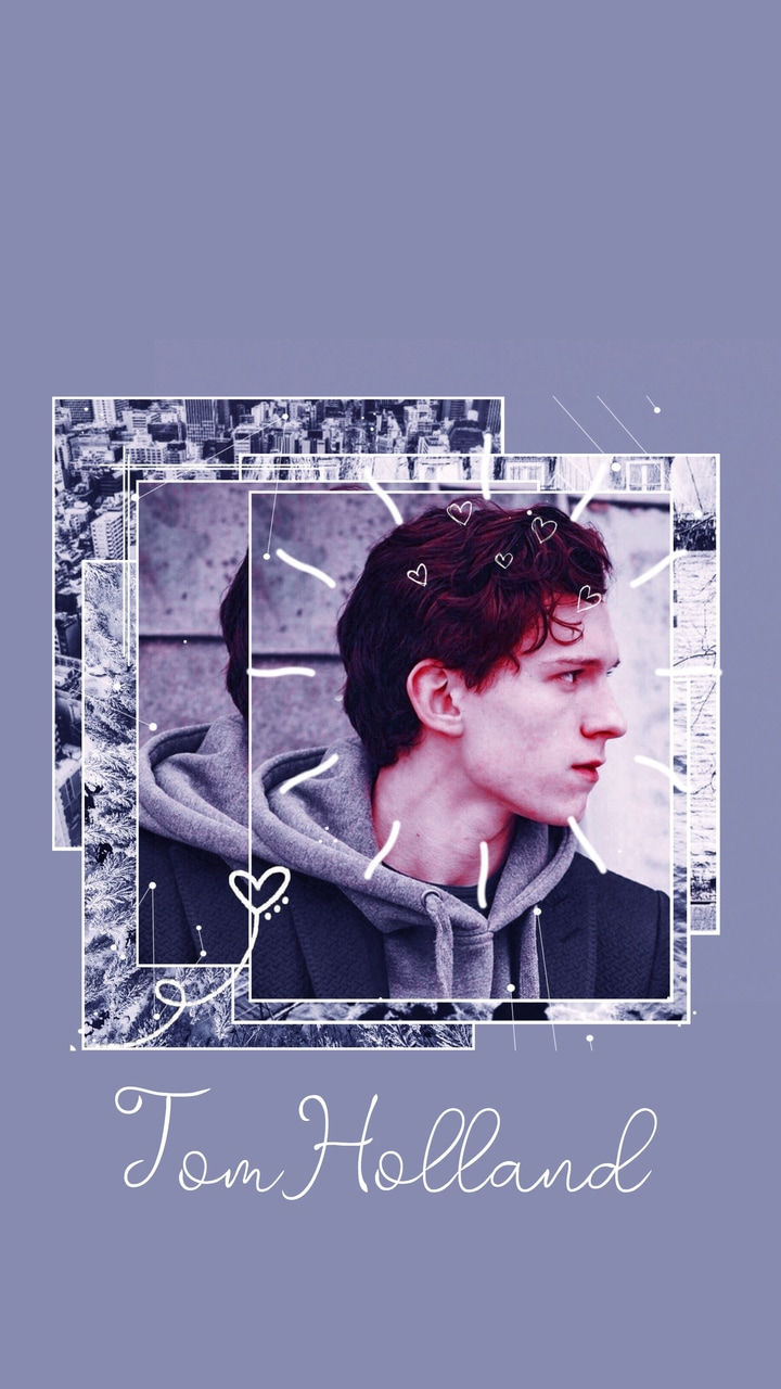 Tom Holland Wallpaper Shared By Sami On We Heart It