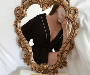mirror, aesthetic, and aesthetics image
