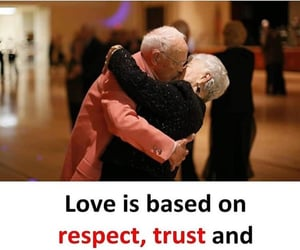 husband, quote, and trust image
