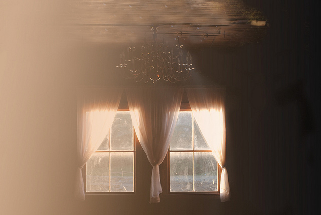 photography and window image