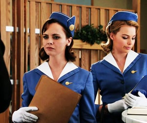 pan am, margot robbie, and laura cameron image