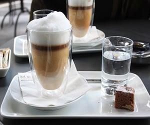 cafe, food, and chocolate image