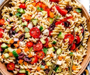 food, pasta, and recipe image