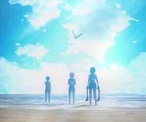 anime, manga, and armin image