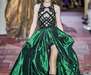 Couture, Zuhair Murad, and dress image