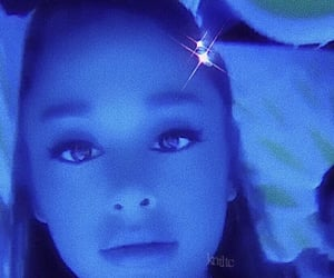 90s, blue, and glam image