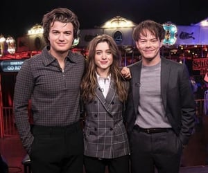 st3, stranger things, and charlie heaton image