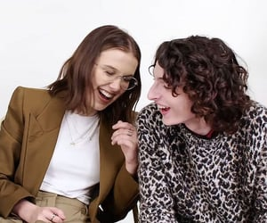 fillie and finn wolfhard image