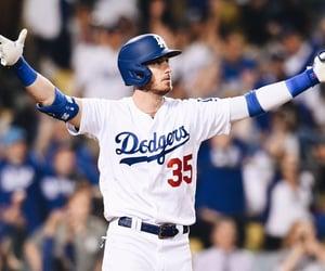 baseball, dodgers, and la dodgers image