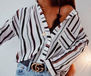 accessories, fashion, and blouse image