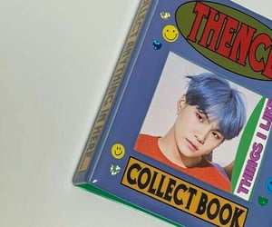 kpop, merch, and collect book image