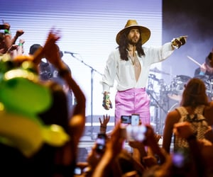 30 seconds to mars, jared leto, and rome image