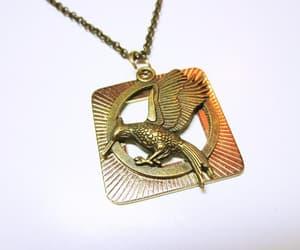 mockingbird, necklace, and pendant image