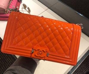 chanel and orange image