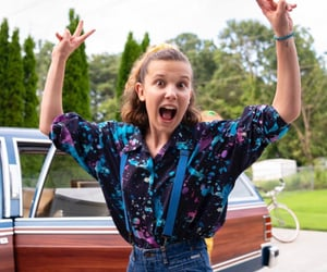 stranger things, millie bobby brown, and millie bobby brown rp image