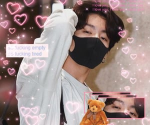 cyber, soft, and jungkook image