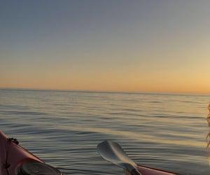 kayak, lakemichigan, and lake image