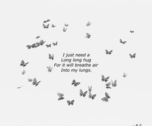 quotes, aesthetic, and poem image