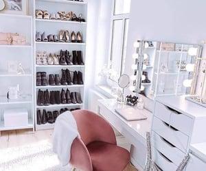 decor, shoes, and decoration image