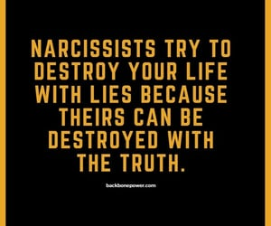narcissists image