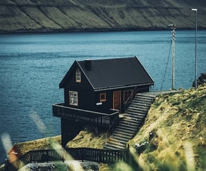 adventure, house, and relax image