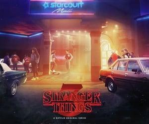 stranger things, netflix, and season 3 image