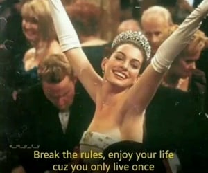 quotes, princess, and Anne Hathaway image