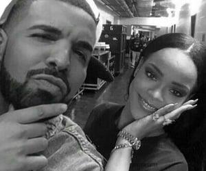 beautiful, celebrities, and Drake image