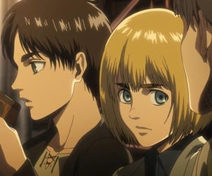 anime, ship, and snk image