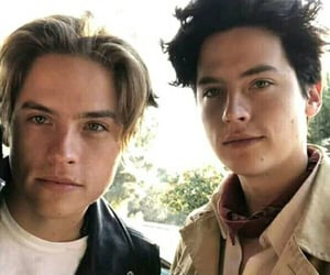 cole, dylan, and twins image