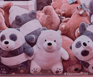 aesthetic, soft, and we bare bears image