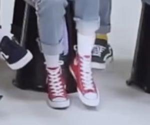 feet, kpop, and chanhee image