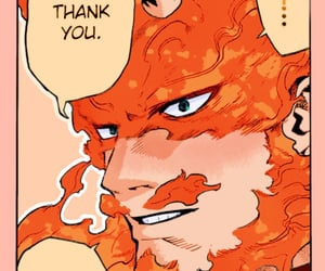 thank you, manga boy, and endeavor image