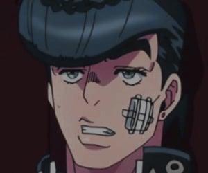 icons, anime boy, and jjba image