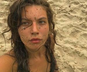 areia, beach, and good vibe image