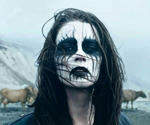 black, doom metal, and Black Metal image