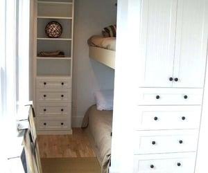 bedroom, small bedroom idea, and tiny bedroom image