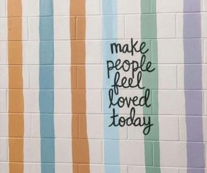 colors, quotes, and happynes image