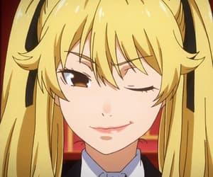 anime, kakegurui, and mary saotome image