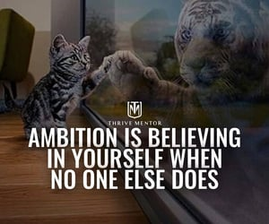 ambition, empowerment, and encouragement image
