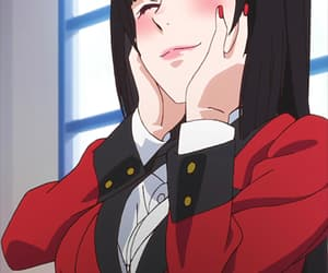 anime and kakegurui image