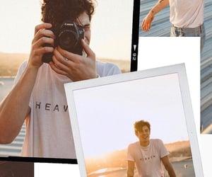 boys, celebrities, and cutie image