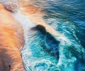 nature, ocean, and wallpaper image